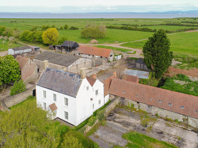 Auction Purchase of a Farm and 13 Acres for a Limited Company