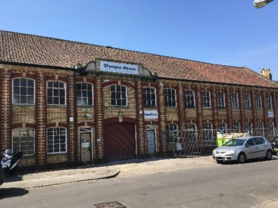 Urgent Development Funding to Convert a Former Boot Factory into 26 Apartments