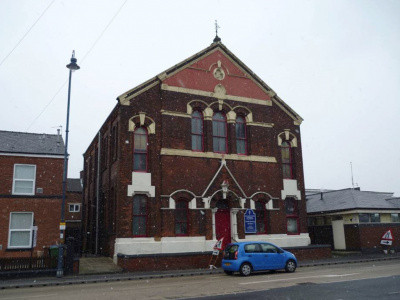 Funding for the Conversion of a Former Church into 8 Flats