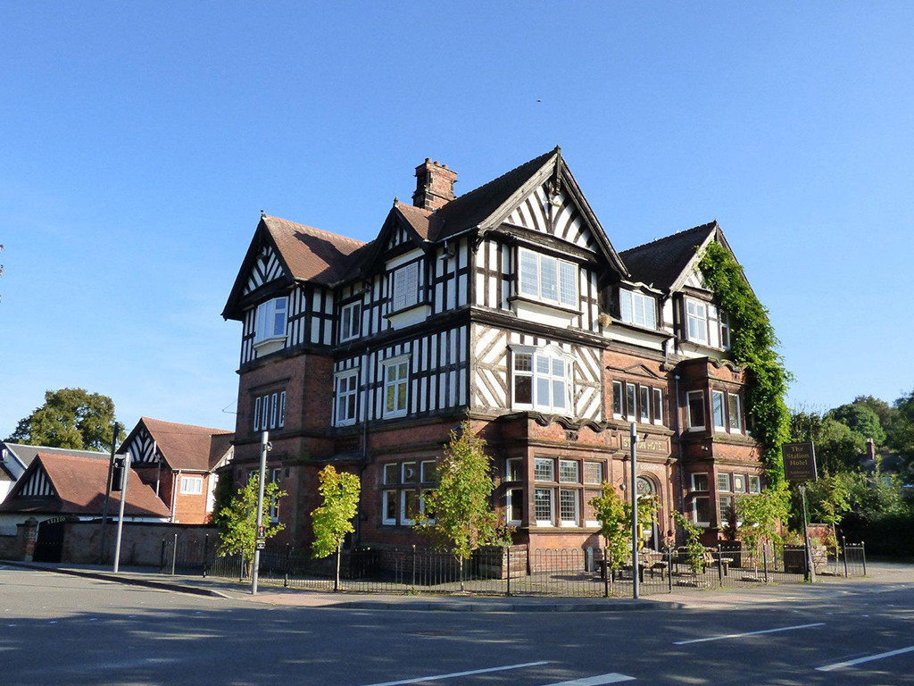 Funding for the Conversion of a Landmark Hotel to Apartments in Ashbourne, Derbyshire