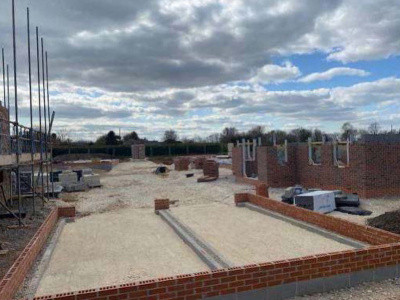 Funding to Complete a Development of 14 Houses