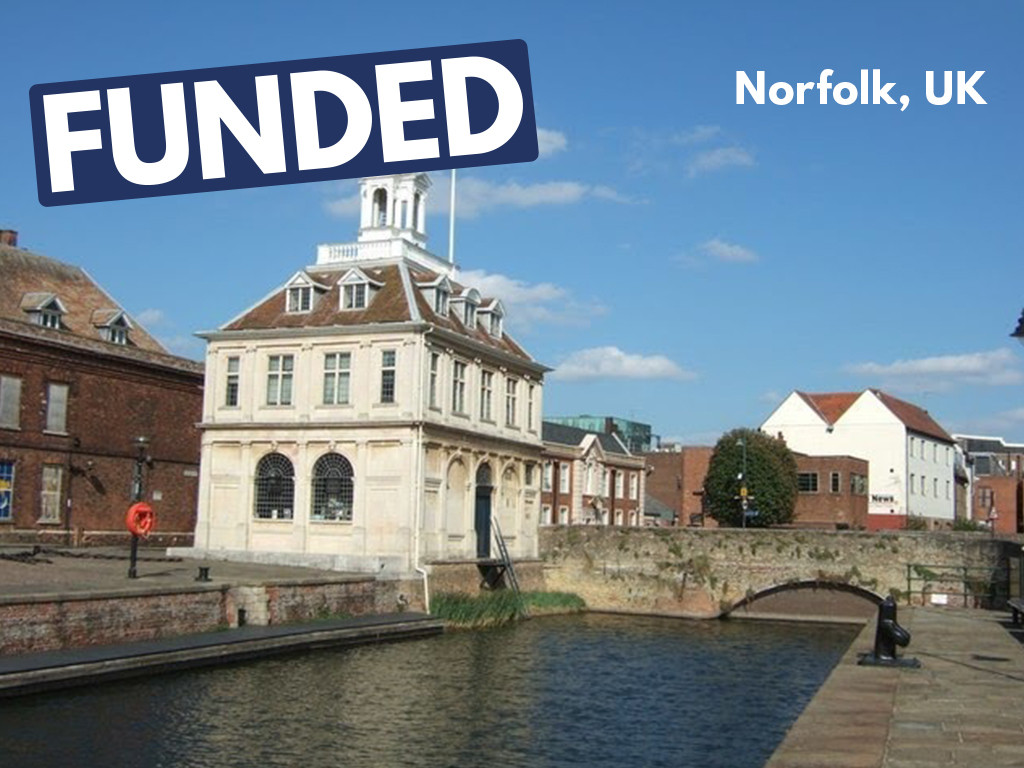 Raising Funds Against a Listed Building of Historic Significance
