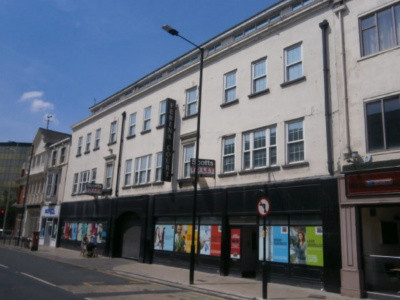 Funds for the Conversion of an Office Building into 42 Residential Apartments