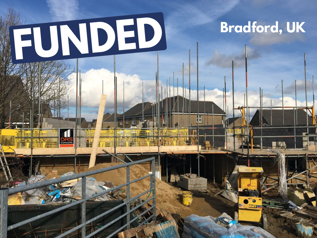 Funding for the Development of 5 Detached Houses
