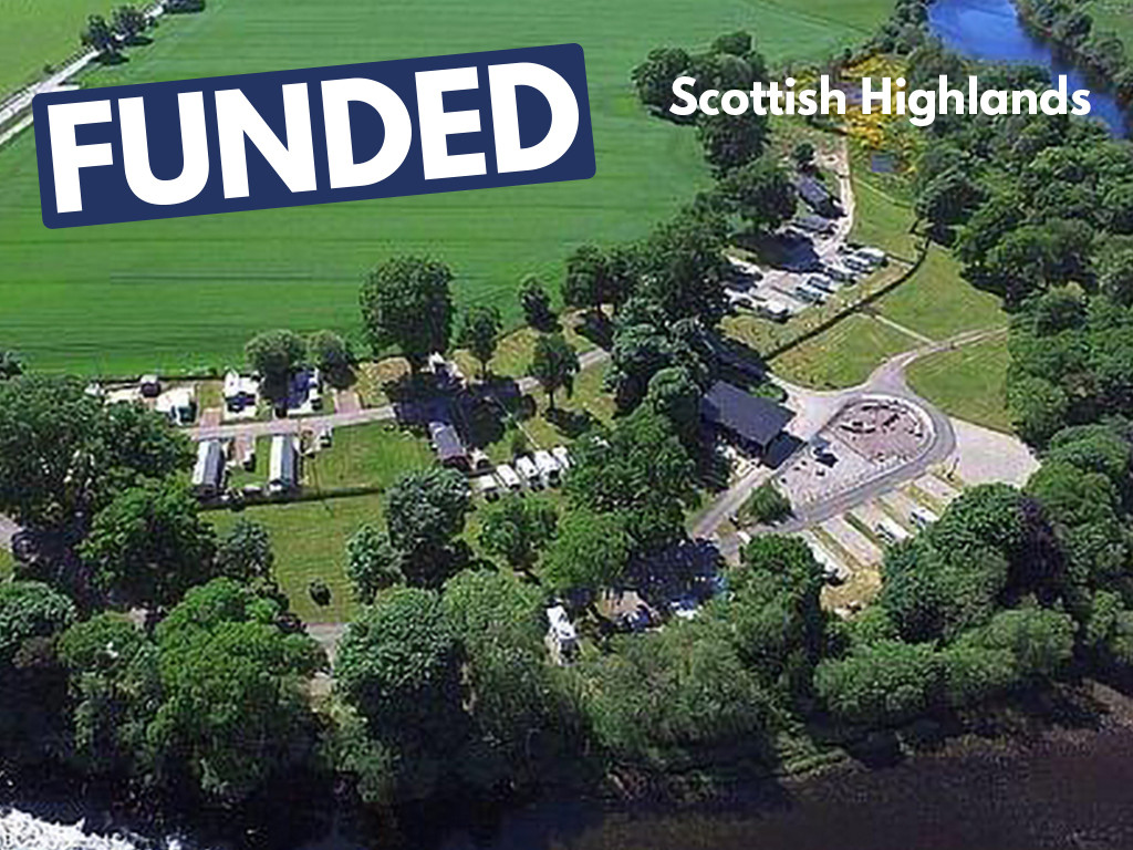 Funding for the Development of a Rural Holiday Park