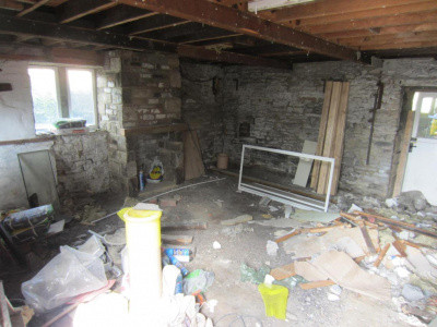 Heavy Refurbishment of a Residential Property